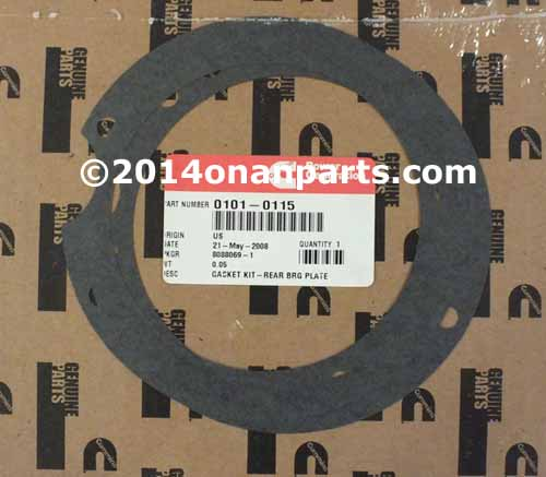 101-0115 Gasket Kit Rear Bearing Plate CCK CCKB