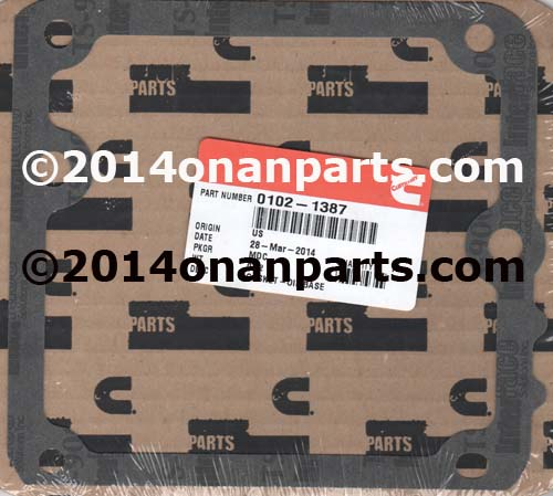 102-1387 Oil Base Gasket B, P & N Series