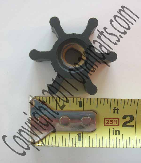 131-0160 MCCK Impeller Spec A-G Only