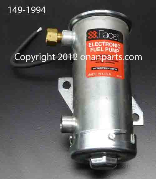 149-1994 Elec Fuel Pump NHE Spec A & B.