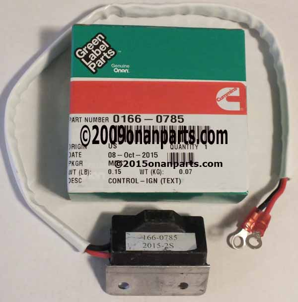 166-0785 New Ignition Module P-Series