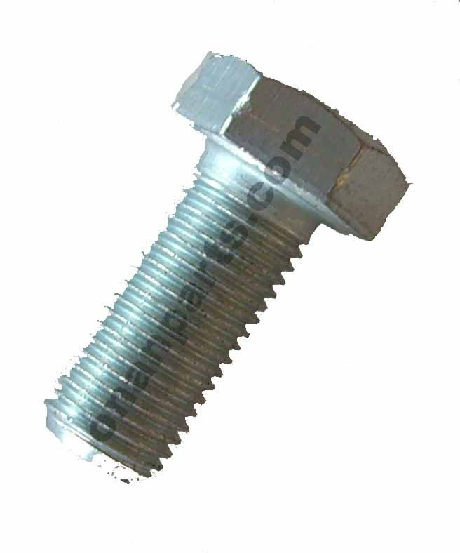 Onan 801-0049 Oil By-Pass Screw Plug B P & N Series