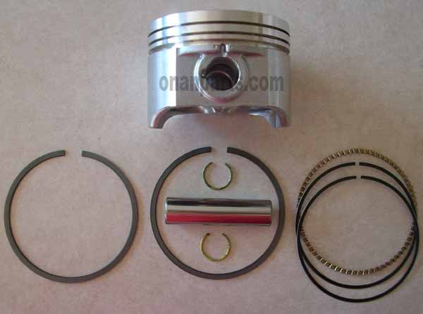"112-0265-01 Piston Kit +.010"" ""N"" Series P224G & T260G"