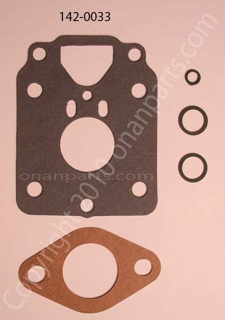 Onan 142-0033 Marvel-Schebler VD Series Gasket Kit