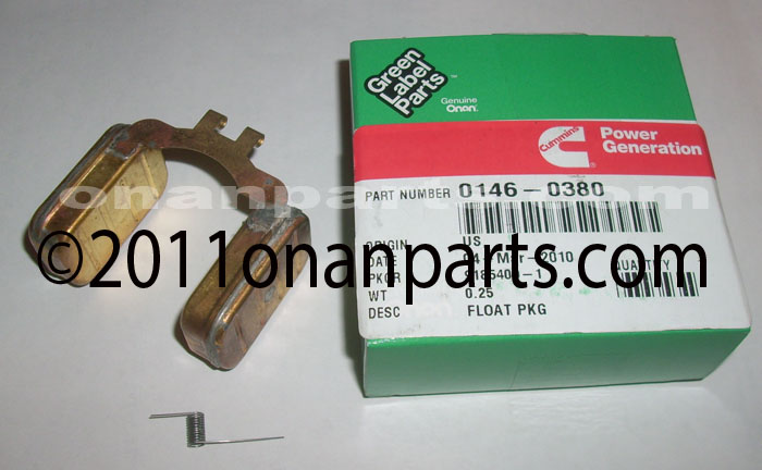 Onan 146-0380 Brass Float Pkg.