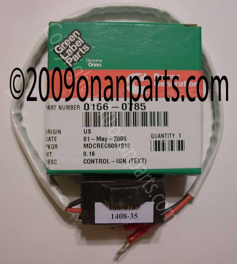 166-0785 Ignition Module P-Series