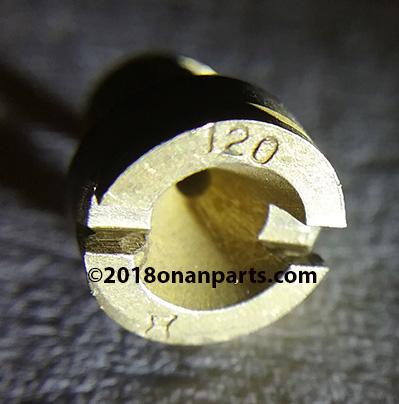 146-0396 Used Nikki Main/Power Jet P216G P218G B43 NHC [146-0396