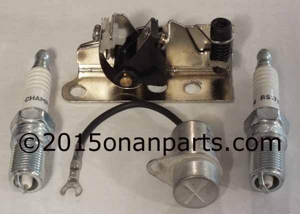 New Onan Carburator