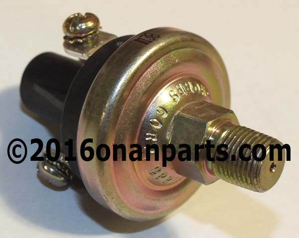 Oil Pressure Switch : Onan Parts Com, Rebuild Parts for Onan