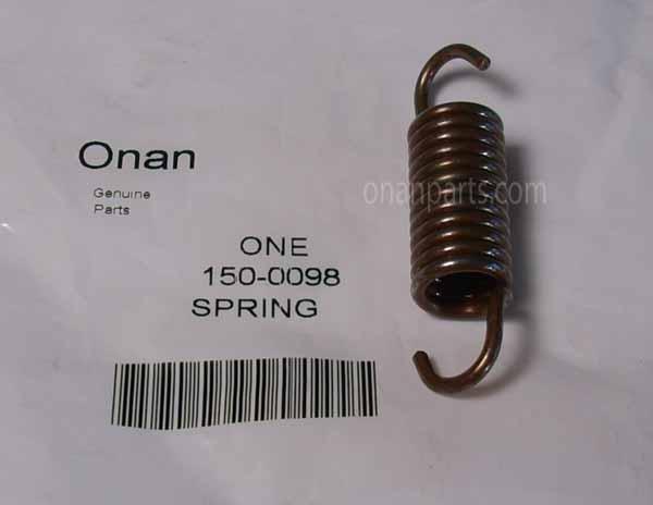 Governor Springs : Onan Parts Com, Rebuild Parts for Onan