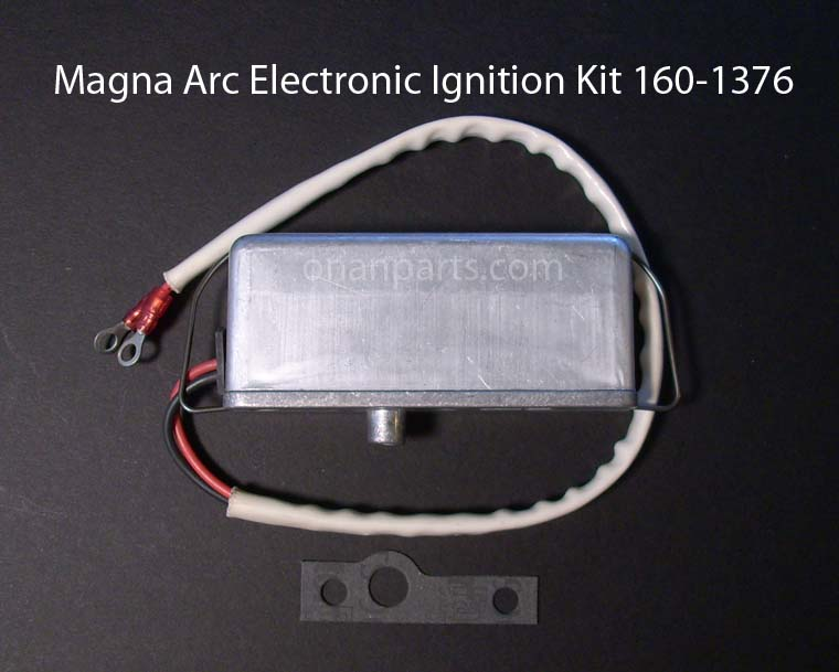 onan ignition 160 1376 magna arc electronic ignition kit